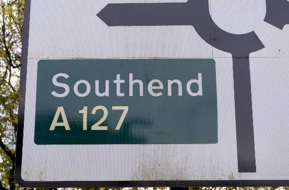 TRAFFIC: Delays westbound on A127 in Southend