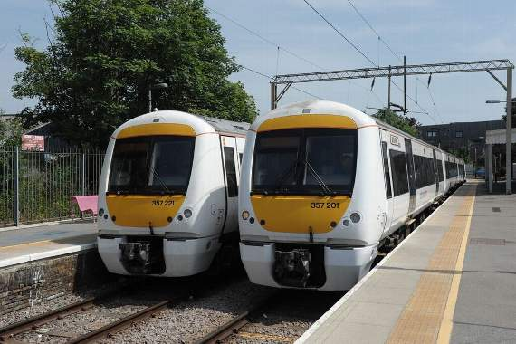 Rail operator c2c shortens busy rush hour services due to 'train faults'