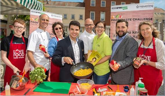 'Food Waste Challenge' aims to save Havering households money and promote sustainability