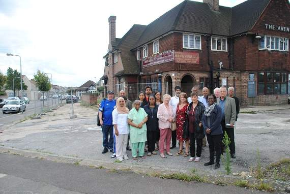 Residents fear Redbridge Council could revive rejected housing application with another company