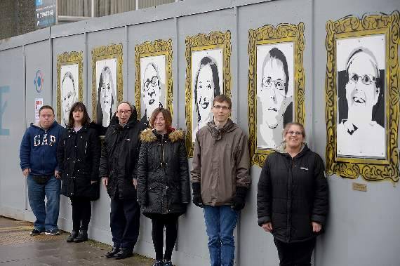 Adults With Learning Disabilities Subject Of New Art Campaign In