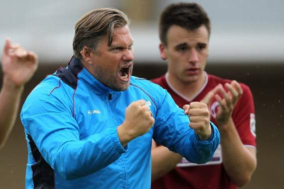 Chelmsford City: 'Our win at Dartford can send out a message' - Stringer